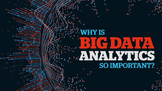 Why Big Data Analytics is so Important